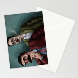 Mario PD Stationery Cards