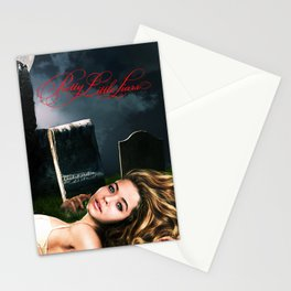 Pretty Little Liars Fantasy Ad Stationery Cards