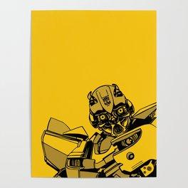 Bumble Poster
