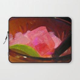 Pink Ice Laptop Sleeve