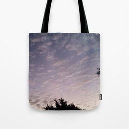 Texas Hill Country Sky - Sunrise 1 Tote Bag