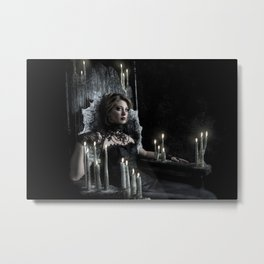 The Lady of Wildfell Metal Print