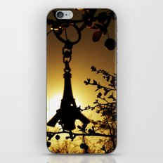 Shadow of the Parisian iPhone & iPod Skin