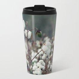 Cotton Field 5 Travel Mug