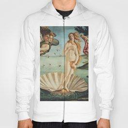 Sandro Botticelli - The birth of Venus (La nascita di Venere) Hoody