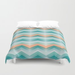 WAVY CHARLY Duvet Cover