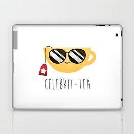 Celebrit-tea Laptop & iPad Skin