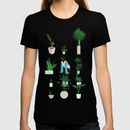 Secret Garden (Circle of Friends Version) T-shirt