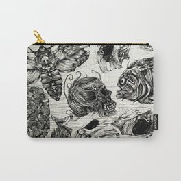 Bones and Co Carry-All Pouch