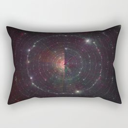 And The Stars Aligned Rectangular Pillow