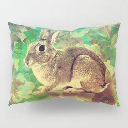 Easter Bunny Pillow Sham