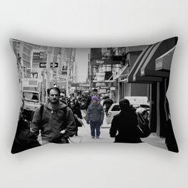 Forget it all Rectangular Pillow