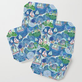 Dream Boats Coaster