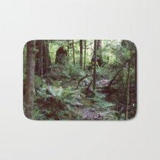 Vancouver Island Rainforest Bath Mat