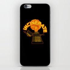 Incinerate iPhone & iPod Skin