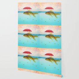 Under Cover Goldfish Wallpaper
