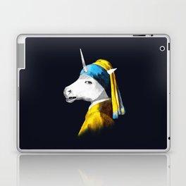 Cool Animal Art - Funny Unicorn Laptop & iPad Skin