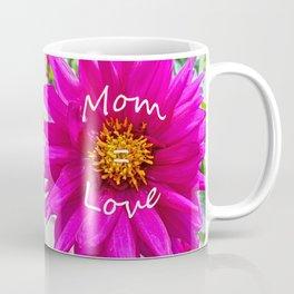 Mom = Love Coffee Mug