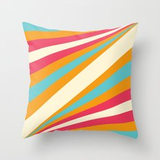 Diagulous Series: Sunnyside Throw Pillow