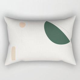 ballgame Rectangular Pillow