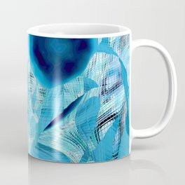 Blue Rivers Coffee Mug