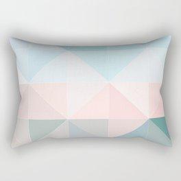 Apex geometric Rectangular Pillow
