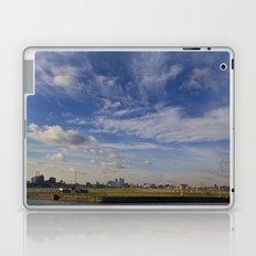 London City Airport Laptop & iPad Skin