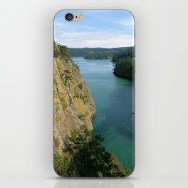 Deception Pass iPhone Skin