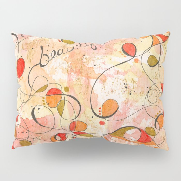 Flourish: Beautiful Pillow Sham