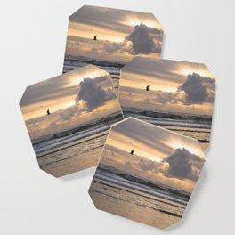 Heavens Rejoice - Ocean Photography Coaster