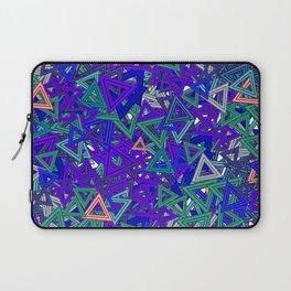 love for triangle Laptop Sleeve