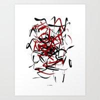 Sign Art Print