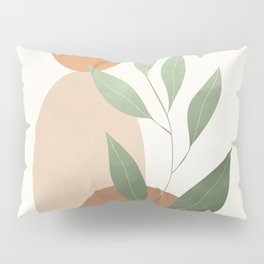 Abstract Rock Geometry 05 Pillow Sham