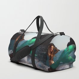The Mermaid Duffle Bag