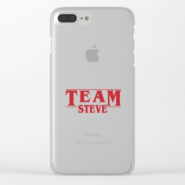 Team Steve Clear iPhone Case