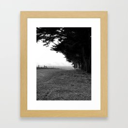 Wide Walk by Jessi Fikan Framed Art Print