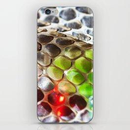 Snakeskin & Beads iPhone Skin