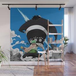 Zoro - Shishi Sonson Wall Mural