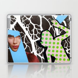 Schizo-Neural Brain Storm Laptop & iPad Skin