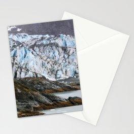 Glacier Bay National Park Alaska Wilderness Stationery Cards