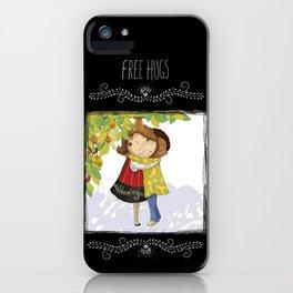 Hug iPhone Case