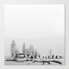 Esplanade 2/2 Canvas Print