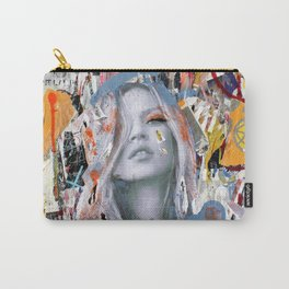 Graffiti Girl Carry-All Pouch