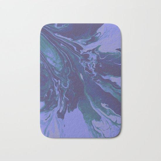 Mermaid Marble Bath Mat