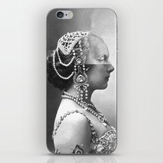 AGE ISN'T ONLY A NUMBER iPhone & iPod Skin