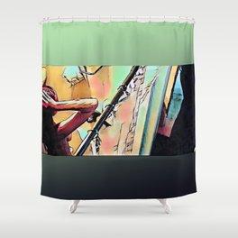 Ubiquitous Shower Curtain
