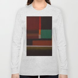 Parallel Geometry Long Sleeve T-shirt