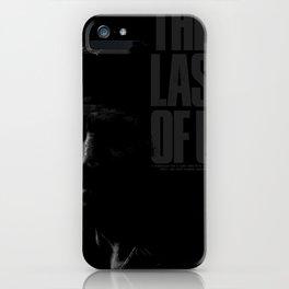 Joel iPhone Case