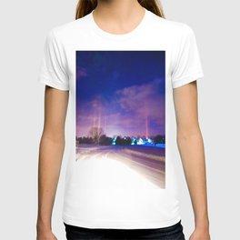 """""""Light Pillars"""" T-shirt"""
