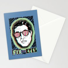 Fix Your Eyes! Stationery Cards